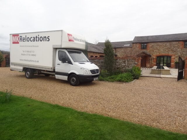 Mk Relocations Guide to moving house