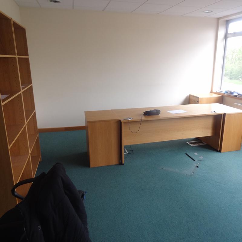 office removals milton keynes